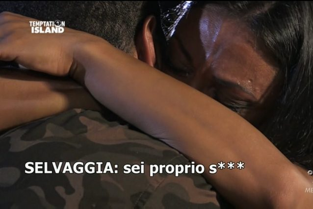 """""""Io me lo riprendo"""": i 'lenticchi' Selvaggia e Francesco coppia migliore di questa edizione"""