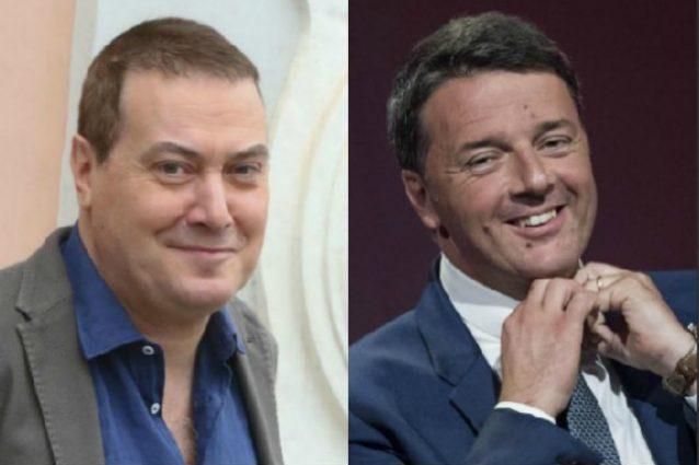 """Renzi applaude il ritorno di Guzzanti in tv: """"Sarebbe un onore essere imitato da lui"""""""