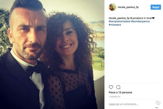 """""""Sara Affi Fella e Nicola Panico di nuovo insieme"""", la foto che ha tratto in inganno i fan"""