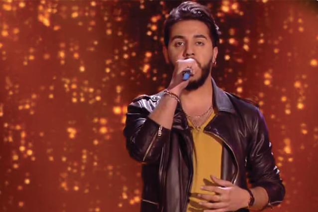 """Salvatore Lampitelli arriva in finale a """"The Winner Is"""" con """"Basta che mi vuoi"""" degli Showmen"""