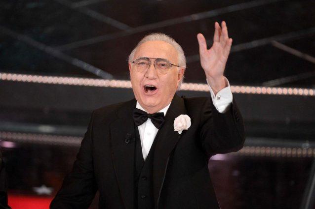 Sanremo 2018, e se fosse l'anno del ritorno di Pippo Baudo?