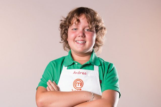 Morto Andrea Pace di Masterchef Junior