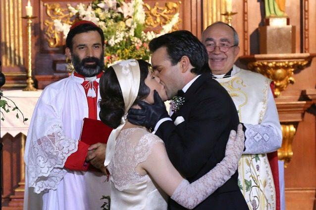 Anticipazioni 'Il segreto', 6 - 12 agosto: il matrimonio di Carmelo e Mencia