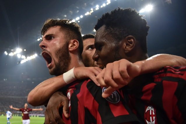Il calcio vince in tv anche d'estate, il preliminare tra Milan e Craiova si impone su Velvet 4