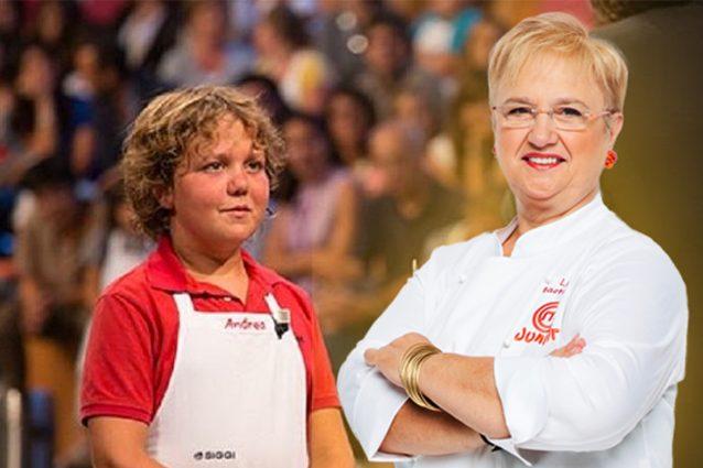 """Lidia Bastianich ricorda Andrea Pace: """"Era bravo, amava i piatti della tradizione"""""""