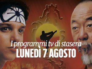 Karate Kid 2 tra i programmi tv di stasera.