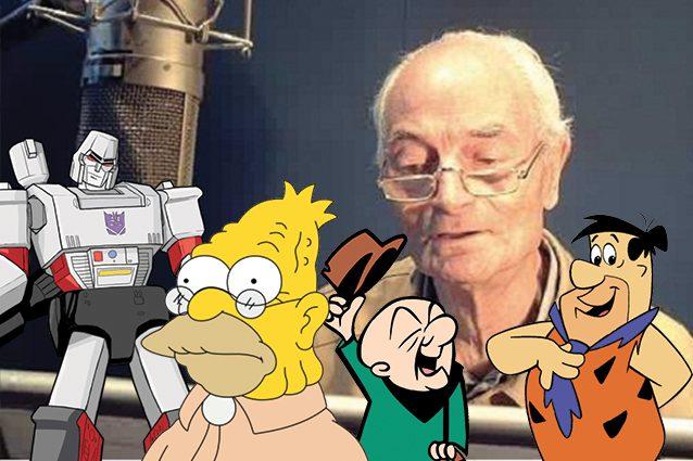 Addio a Mario Milita, la voce di Fred Filntstone e nonno Simpson