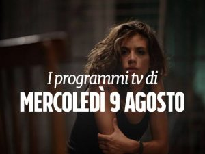 """Tra i programmi tv di oggi """"La regina di Palermo"""" su Canale 5."""