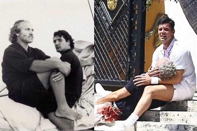 """D'Amico, ex compagno di Versace, sulla serie tv con Ricky Martin: """"Scene ridicole"""""""