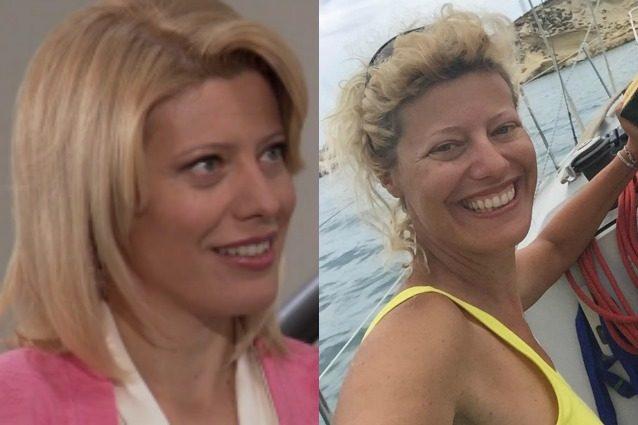 Era Carol Grimani a CentoVetrine, oggi Marianna De Micheli fa la velista