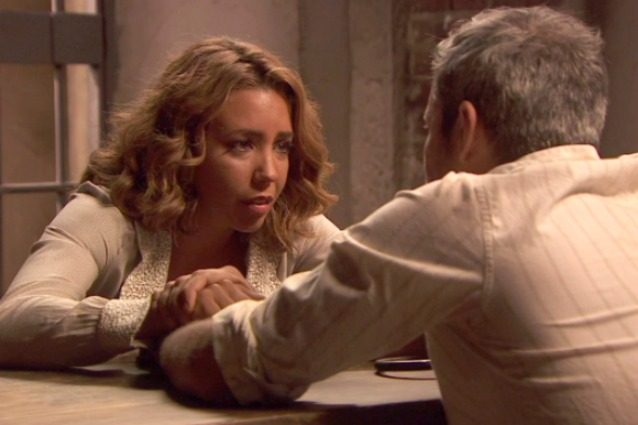 Anticipazioni 'Il segreto', 10 - 16 settembre: Emilia in carcere per l'omicidio di Sol