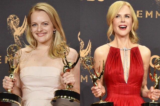 I vincitori degli Emmy Awards 2017, trionfo per 'The Handmaid's Tale' e 'Big Little Lies'
