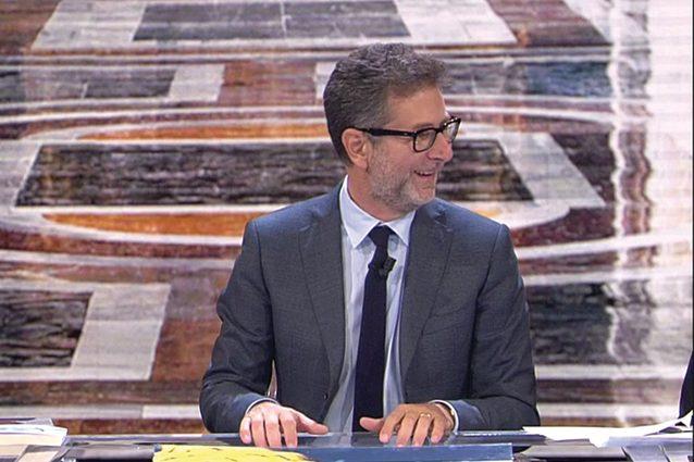 Fabio Fazio spazza via le polemiche con 5 milioni di spettatori all'esordio