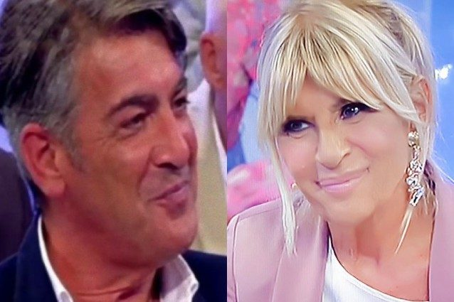 Uomini e Donne: esterna di Gemma e Gianfranco