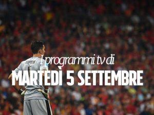 Stasera amore e sport in tv con Il segreto di Marta e Italia-Israele