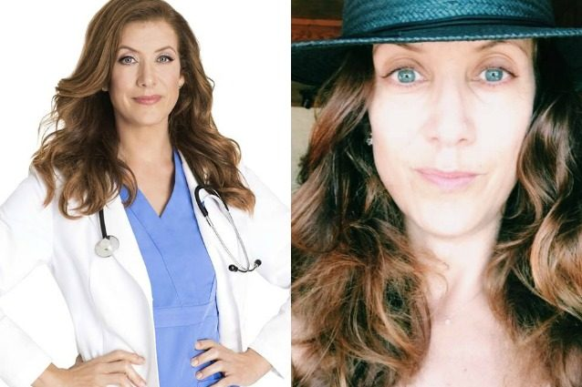 Grey's Anatomy: Kate Walsh svela: