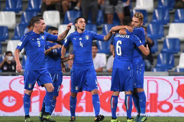 L'Italia verso i Mondiali 2018 realizza un'altra vittoria, anche negli ascolti tv