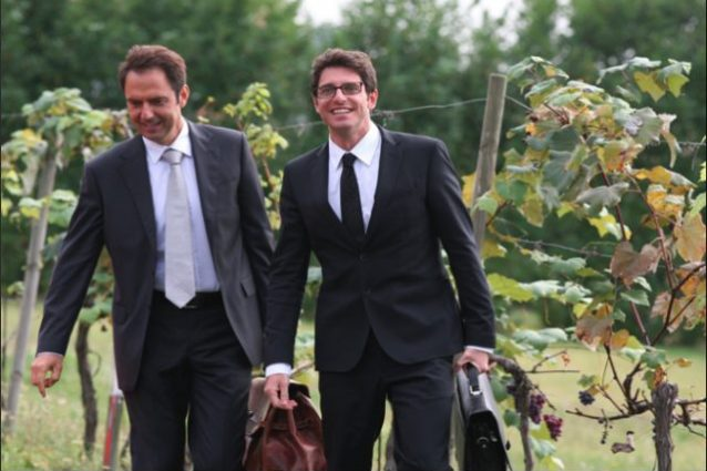 """""""Una Ferrari per due"""" vince la gara d'ascolti, successo per la coppia Morelli-Marcorè"""
