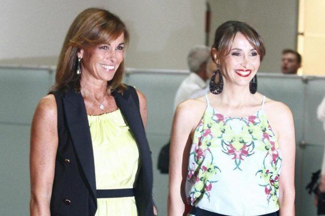 Domenica In, Cristina e Benedetta Parodi insieme