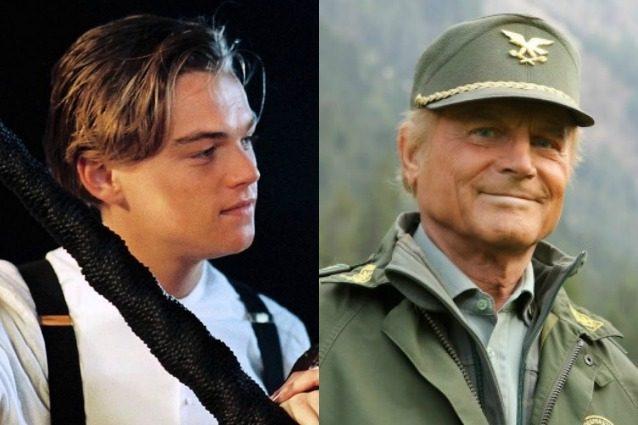 'Un passo dal cielo 3' trionfa anche in replica, Terence Hill batte 'Titanic'