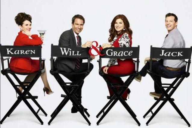 Torna Will & Grace, dal 29 settembre in onda in Italia in contemporanea con gli USA