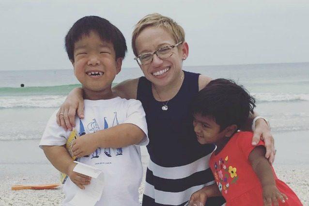 """Bill Klein e Jen Arnold sono scappati dall'uragano Irma con Will e Zoey: """"Ora siamo in salvo"""""""