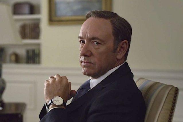 Netflix sospende la sesta (e ultima) stagione di House Of Cards dopo le accuse di molestie a Spacey