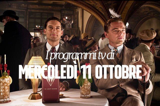Film e programmi tv di stasera mercoled 11 ottobre - Programmi di cucina in tv oggi ...