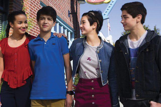 Disney Channel choc, prima trama gay nella serie tv 'Andi Mack'
