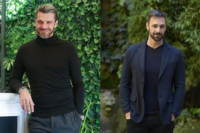 Sanremo, con Hunziker un conduttore fra Luca Argentero e Raoul Bova