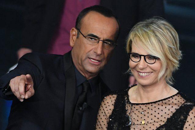 Maria De Filippi lascia Mediaset per andare in Rai con Carlo Conti