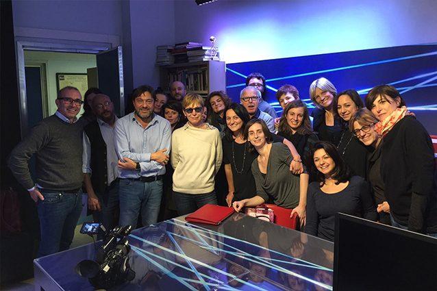 """Milena Gabanelli lascia la Rai e saluta i colleghi di Report: """"Vado via da un pezzo della mia famiglia"""""""