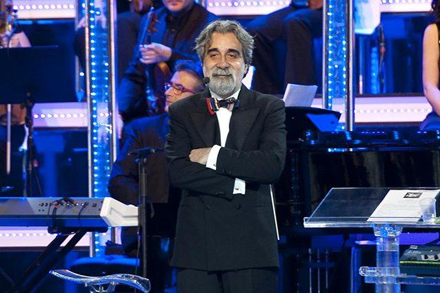 Beppe Vessicchio come Al Bano: