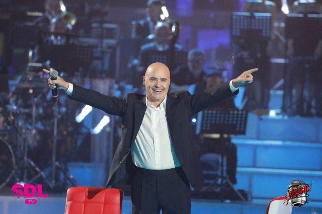 Luca Zingaretti parla di Paolo Borsellino e canta I migliori anni della nostra vita