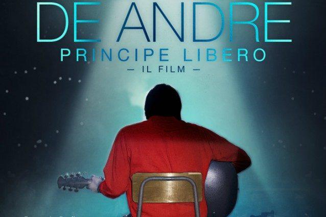 Il biopic su Fabrizio de André arriva al cinema a gennaio