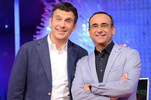 Fabrizio Frizzi torna in tv con L'Eredità