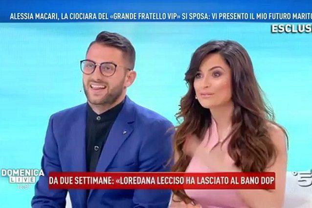 Alessia Macari sposa Oliver Kragl: ecco tutti i dettagli delle nozze