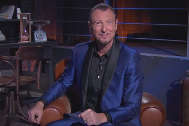 Ascolti Tv 6 gennaio: Amadeus batte Celentano. Sky Sport sesta rete nazionale