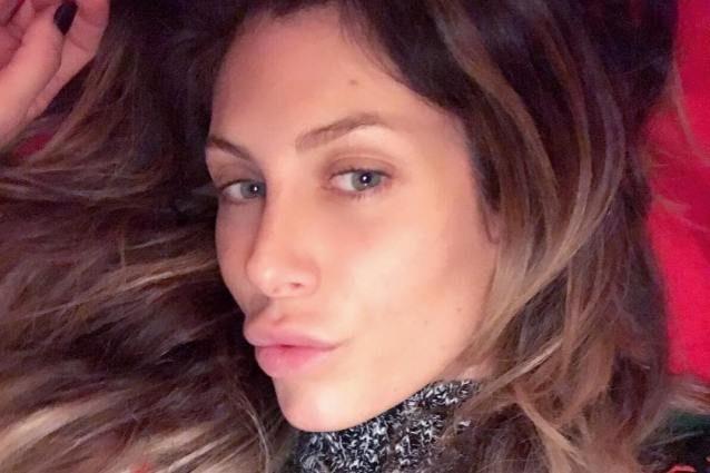 Paola Caruso scoppia in lacrime a Domenica Live