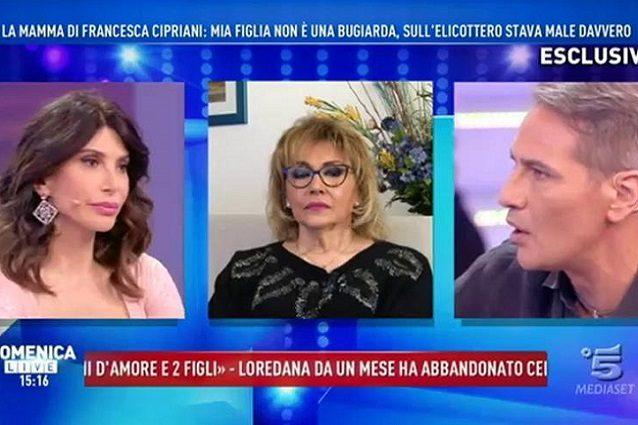 Risultati immagini per madre di Francesca Cipriani