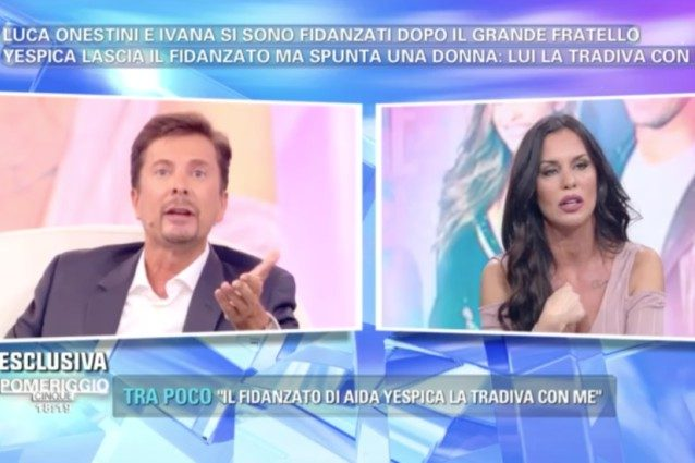 """Antonella Mosetti: """"Io e Salvatore Gabriel Valerio ci siamo lasciati"""" poi scoppia la lite con Signoretti"""