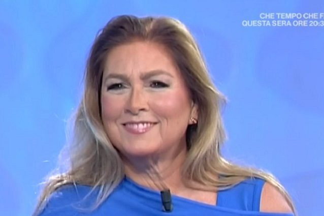 Romina Power a Domenica In: