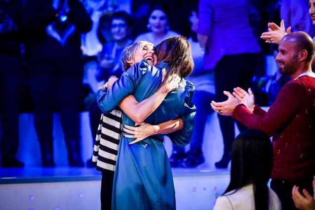 Nadia Toffa e Silvia Toffanin