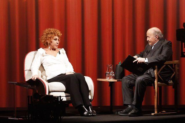 L'Intervista, l'ultima puntata con Ornella Vanoni