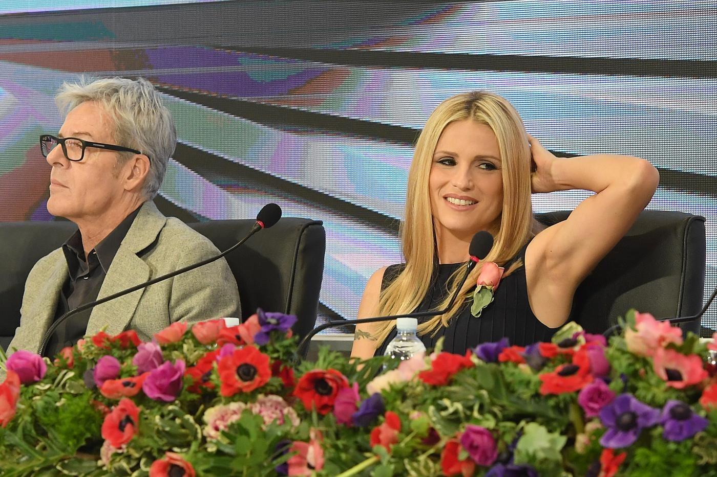 Gossip Festival di Sanremo: duetto per Laura Pausini e Fiorella Mannoia? Video