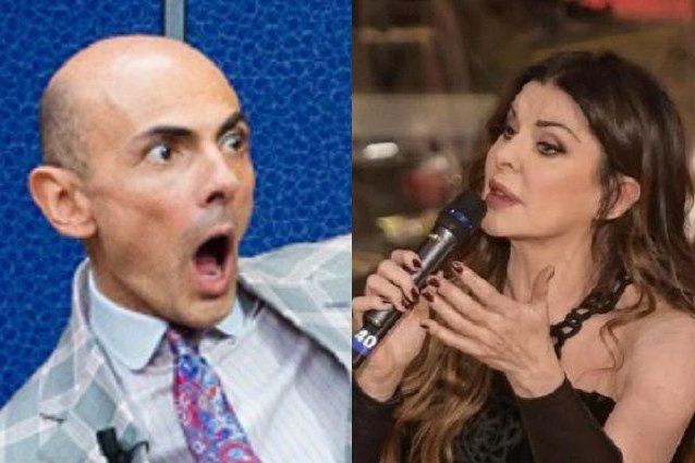 Enzo Miccio contro Alba Parietti: