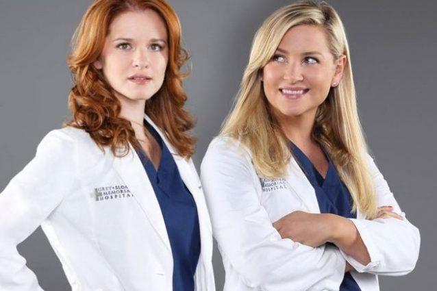 Grey's Anatomy 14: Arizona ed April lasciano la serie tv