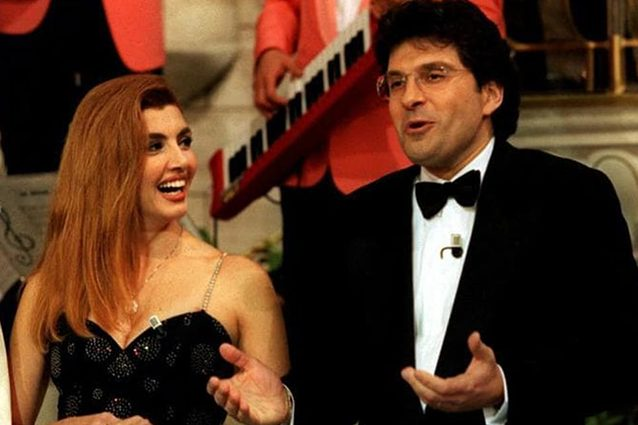 Milly Carlucci: Fabrizio Frizzi reagiva bene alle cure contro malattia
