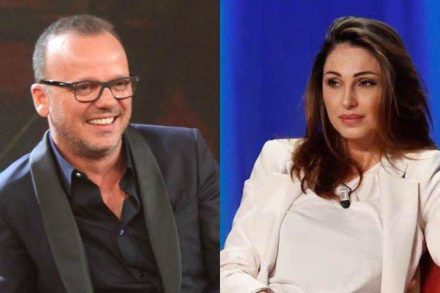 Gigi D'Alessio e Anna Tatangelo, parole d'addio al Maurizio Costanzo Show