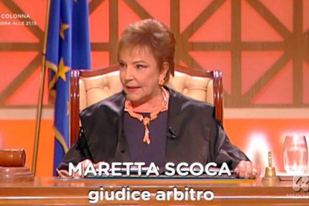 E' morta Maretta Scosa, giudice di Forum
